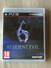 Resident Evil 6 PS3 PAL NL Playstation Biohazard complete