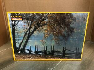 "NEW/Sealed  RoseArt Kodacolor ""Blue Ridge National Parkway"" 1000 pieces 19 X 27"