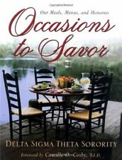 Occasions to Savor by Delta Sigma Theta