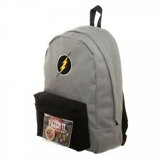 Flash Patch It Backpack Bag DC Comics Justice League Super Hero Show BP5DTGDCO