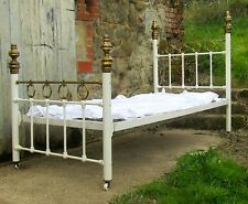 Victorian 20th Century Antique Beds