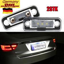 PAAR Kennzeichenbeleuchtung LED für Mercedes W203 S203 W211 S211 C219 R171 W209.