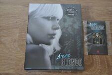 ATOMIC BLONDE Full Slip Type A (Blu-ray Steelbook)KimchiDVD Exclusive