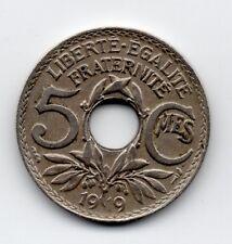 France - Frankrijk - 5 Centime 1919
