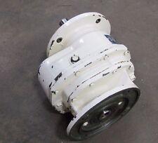 VARVEL H8703 380 MRC330 B5 73:1 RATIO SPEED REDUCER WORM GEAR GEARBOX