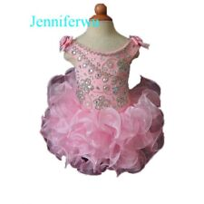 baby/toddler/girl pageant  Dress G091-5