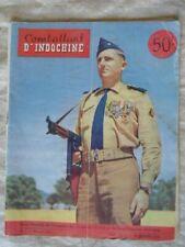 REVUE COMBATTANT D'INDOCHINE N°7 SEPT 1952 INDOCHINA WAR MAGAZINE