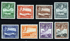 ANTIGUA King George VI 1938-51 Pictorial Part Set SG 98 to SG 105 MINT
