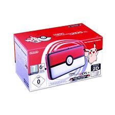 NINTENDO New Nintendo 2DS XL Limited Pokéball Edition NEU OVP