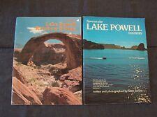 books - Spectacular Lake Powell Country & Lake Powell Rainbow Bridge, Southwest