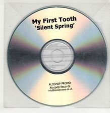 (GU291) My First Tooth, Silent Spring - 2010 DJ CD