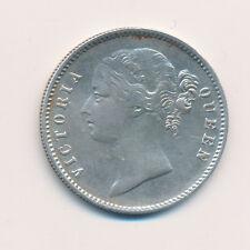 India medaglia UNA RUPIA Compagnia delle Indie Orientali 1840 REGINA VITTORIA CA