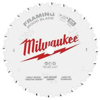 "Milwaukee 48-40-0720 7-1/4"" 24T Framing Circular Saw Blade"