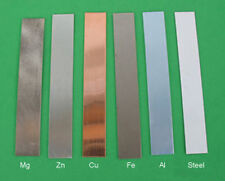 Metal Electrodes (Set of 6 Different Metals) See Description