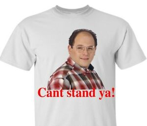 George Costanza Tshirt Funny Shirt Gag Gift Seinfeld Printed Tee