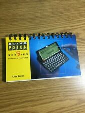 Psion series 5 Handheld Computer User Guide Only Great Condition