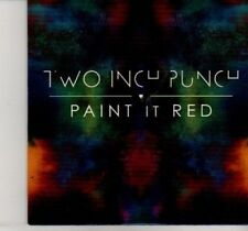 (DI414) Two Inch Punch, Paint It Red - DJ CD