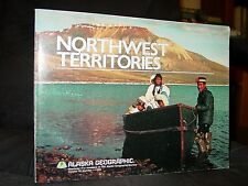 Northwest Territories Canada, History & Travels, Inuit, Geology, Wildlife, Map