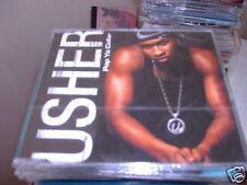 USHER POP YA COLLAR CD SIGILLATO SINGOLO 2001RARO