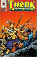 Turok, Dinosaur Hunter # 9 (Timothy Truman) (Valiant, États-Unis, 1994)