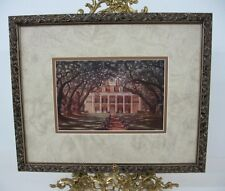 SOUTHERN HERITAGE II by R. C. Davis MINI FRAMED