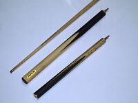 BUFFALO 2 PIECE AND 3/4 JOINTED BRITISH POOL CUE (S306)