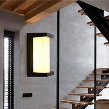 Modern Led Wall Light Sconce Lamp Fixtures Outdoor Waterproof Lighting 18W Ip65