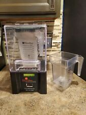Blendtec ICB3 Commercial Blender Smoothie Maker With Sound Enclosure And Two Ble
