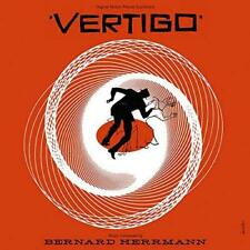 Vertigo - Soundtrack - Bernard Herrmann (NEW VINYL LP)