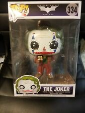 THE JOKER 10 INCH POP! (CUSTOM JOAQUIN PHEONIX) Funko heroes #334