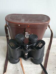Vintage Hans Weiss Optiks 20x50 binoculars Blickwinkel 3 No.71549