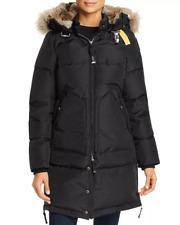 Parajumpers Long Bear Fur-Trim Down Coat MSRP $1090 Size S # 8A 1629 Blm