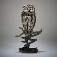 Enesco E1 Edge Sculpture Contemporary 12.75'' H Owl Figure 6005336