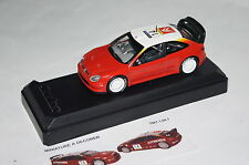CITROEN XSARA WRC 2001 #14 ROSSO 1:43 solido & OVP 203206