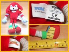 Sonic THE HEDGEHOG nudillos el equidna oficial Sega Boom Peluche de Juguete Tomy