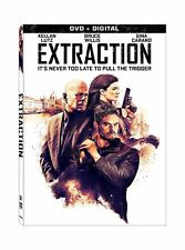 Extraction: DVD + Digital HD ( Bruce Willis & Gina Carano ) New W/ Slipcover