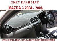 GREY DASH MAT,DASHMAT,DASHBOARD COVER FIT LAND ROVER DISCOVERY 1994-2004,AIRBAG