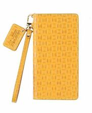 For iPhone 12 Pro Max / URBANWEST Mesh Pattern Cow Leather Craft Cell Phone Case