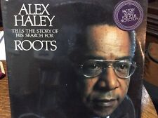 ALEX HALEY-The Story Of Roots (1977) Sealed WARNER BROTHERS 2-LP Set