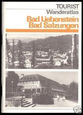 Tourist Wanderatlas, Bad Liebenstein - Bad Salzungen
