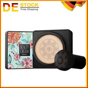 BB Air Cushion Makeup Foundation Mushroom Head CC Cream Whitening Concealer DE