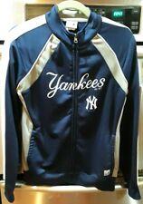 Yankees Majestic Zip Bomber Jacket S/M Lightweight