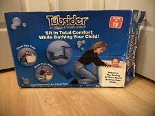 Tub Sider Baby Toddler Child Bathing Side of Bath tub Seat for Adult!