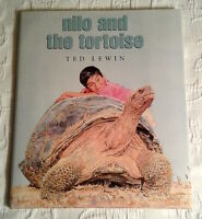 Nilo and the Tortoise, 1st Edition, F/F, by Ted Lewin, illus. Ted Lewin