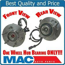 (1) Front Wheel Bearing and Hub Assembly 4WD 4X4 6 STUDS ONLY! 09-10 F150 4x4
