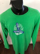 Mens Xlarge Long Sleeve Cotton Shirt Steam Whistle Beer Canada's Premium Pilsner