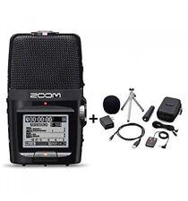 ZOOM H2n Portable Handy Digital Flash Recorder + Accessory Pack APH-2n