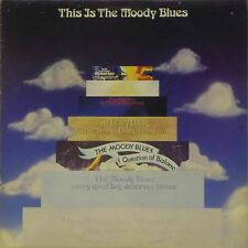THE MOODY BLUES 'THIS IS THE MOODY BLUES' UK DOUBLE LP