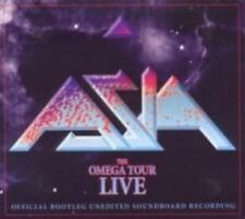 Slip Double Asia Omega Tour London 2010 Remastered Limited Ed 100