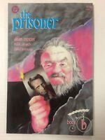 The Prisoner #2 Comic Book DC 1988